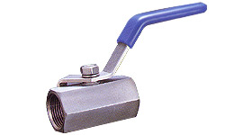 Stainless Steel 304/316 Ball Valves Screwed Ends